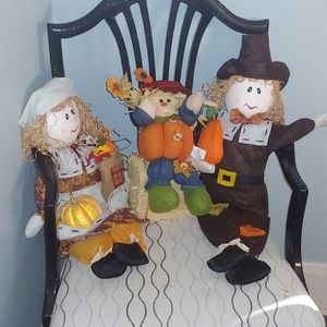 unknown Accents - 3 pc Harvest/Fall/ Thanksgiving decor